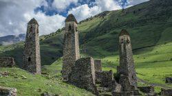 Çeçenya'nın yeni turizm sloganı: Kahramanların ülkesine hoş geldiniz
