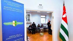 Abhazya cumhurbaşkanlığı seçimleri yargıya taşındı