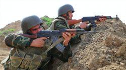 Azerbaycan-Ermenistan cephe hattında bir asker öldü