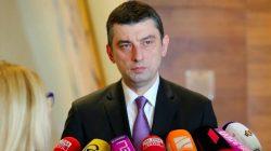 Gürcistan'da yeni başbakan adayı Gakharia