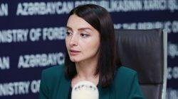 Abdullayeva: Azerbaycan yeni iş birliklerine açık