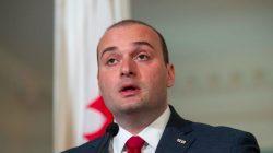 Gürcistan Başbakanı Bakhtadze istifa etti