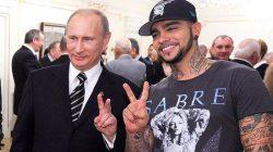 Putin'i öven rap şarkısı YouTube'da beğenilmeme rekoru kırdı