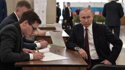 Rusya'da iktidar partisi yerel seçimlerde güç kaybına uğradı