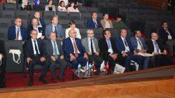 Uluslararası Kafkasya-Orta Asya Dış Ticaret ve Lojistik Kongresi düzenlendi