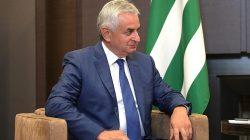 Abhazya'da kazanan Hacımba oldu