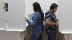 Abhazya'da 15.00'a kadar 48 bin seçmen sandığa gitti
