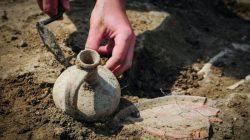 İnguşetya'da antik döneme ait tarihi eserler bulundu