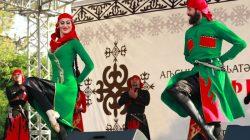 Abaza Kültür, Sanat ve Spor Festivali Sohum'da sona erdi