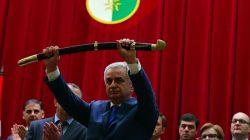 Abhazya Cumhurbaşkanı Hacımba yemin etti