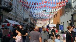 Gürcistan'da Tiflis Festivali başladı