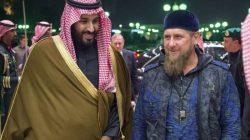 Kadırov Suudi Prens Muhammed bin Salman'ı Çeçenya'ya davet etti