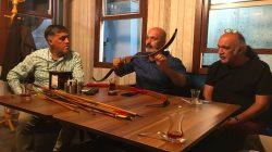 Okçuluk ve Kafkasya konulu program düzenlendi