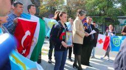 Rusya'ya karşı ana dil isyanının sembol ismi Razin Ankara'da anıldı