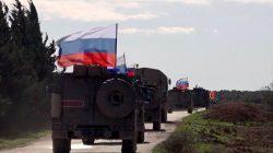 Rusya 300 kişilik askeri personeli Çeçenya'dan Suriye'ye sevk etti