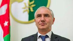 Valery Bganba yeniden Abhazya Başbakan'ı oldu