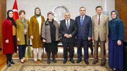 Çerkes mutfağı Kayseri'de tanıtıldı