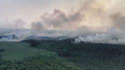 Karaçay-Çerkes'teki orman yangınları kontrol altına alınamıyor