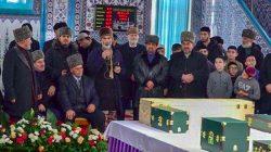 Kutsal Emanetler İnguşetya'da