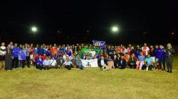 Nogaylar Antalya'daki futbol turnuvasında buluştu