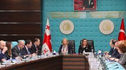 Türkiye-Gürcistan KEK kapanış toplantısı yapıldı