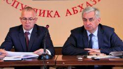 Hacımba Abhazya İçişleri Bakanı Garri Arşba'yı görevden aldı