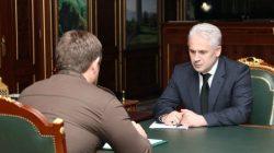 Kadirov geçici süre görevini bıraktı