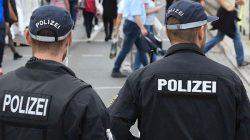 Almanya'da Çeçen uyruklu 3 kişi gözaltına alındı