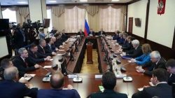İnguşetya Cumhurbaşkanı Kalimatov parlamentoyu feshetti