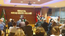 Abhazya'nın ilk Cumhurbaşkanı Vladislav Ardzınba İstanbul'da anıldı