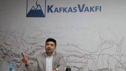 Kafkas Vakfında Rusya'nın Kafkasya Siyaseti başlıklı konferans düzenlendi