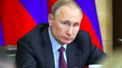 Putin Dağıstan'da koronavirüsle mücadele için emir verdi