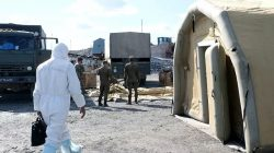 Dağıstan'da ikinci sahra hastanesi açıldı