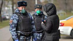 Rusya'ya 158 milyon maske yardımı