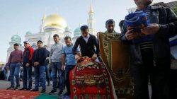 Rusya'daki Müslümanlardan Türkiye'ye Ramazan Bayramı mesajı