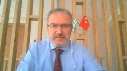Aksoy: Abhazya'ya yerleşmek isteyenleri teşvik etmek görevimiz