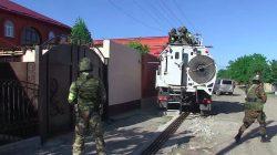 İnguşetya'nın Sunja bölgesinde çatışma