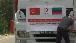 Türkiye'den Dağıstan'a tıbbi yardım