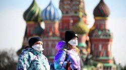 Rusya'da Covid-19 vaka sayısı 500 bine yaklaştı