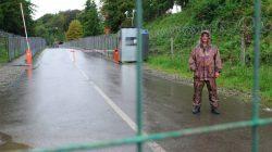 Kısa süreliğine açılan Abhazya-Gürcistan sınırı tekrar kapatıldı