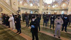Çeçenya'da salgın sonu ilk cuma namazı kılınacak