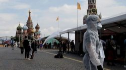 Rusya'da Covid-19 vaka sayısı 667 bini geçti