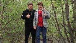 Kadirov'un yeni misafirleri Rus diplomat çocukları