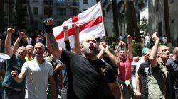 Tiflis'te LGBT ofisi yağmalandı