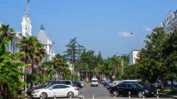 Abhazya'da yakıt sıkıntısı