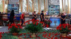 Beslan kurbanları Kuzey Osetya'da anılıyor
