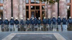 Ermeni mültecilerden konut protestosu