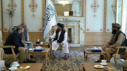 Güney Osetya ile Taliban bir araya geldi