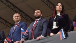 Güney Osetya'dan Donetsk Halk Cumhuriyeti'ne ziyaret