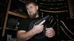 Kadirov'a İbn-i Sina nişanı verildi